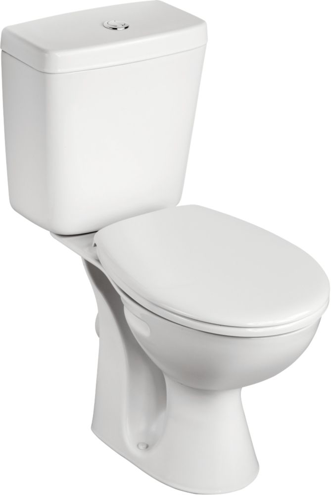 Image of Armitage Shanks Sandringham 21 Close Coupled WC Pack Dual Flush