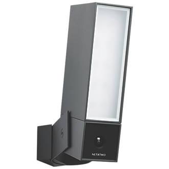 Image of Netatmo Presence Smart Outdoor Security Camera PIR Black Aluminium