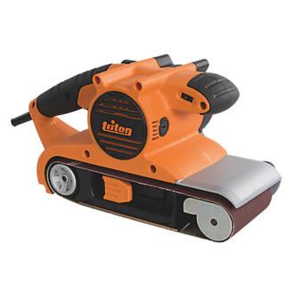 """Image of Triton T41200BS 4"""" Electric Belt Sander 240V"""