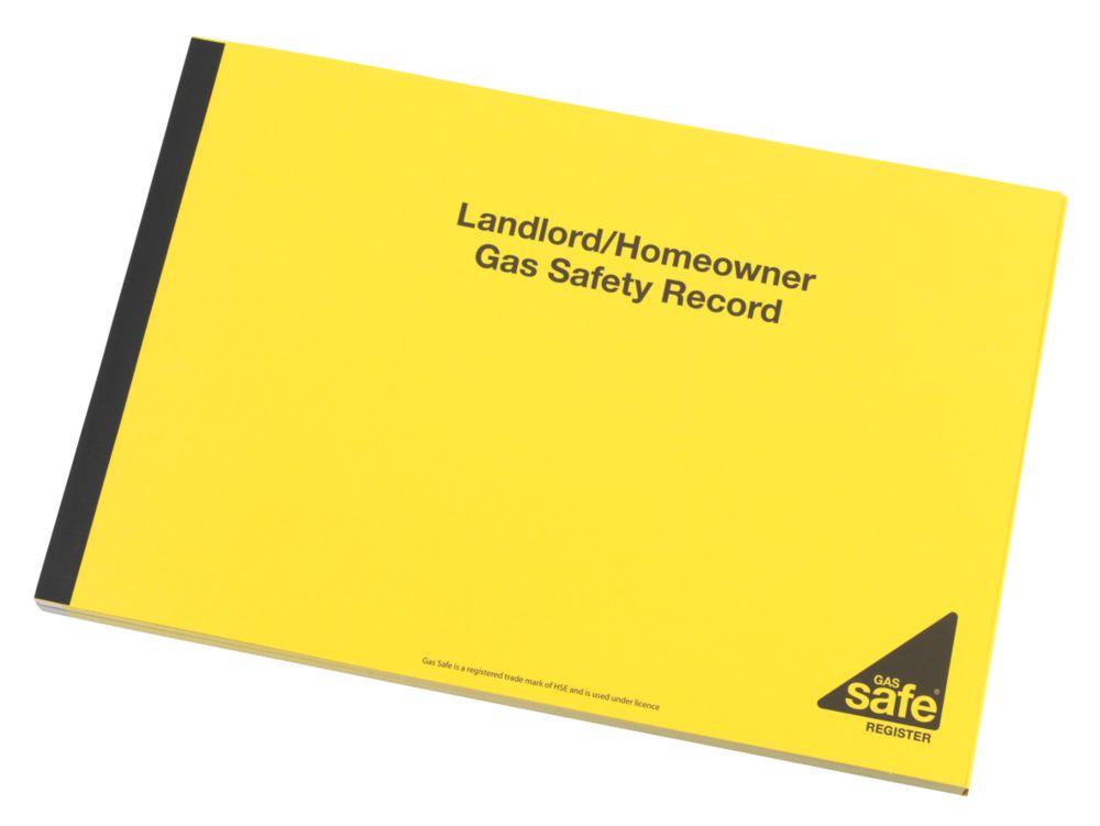 Image of Landlords Gas Safety Records