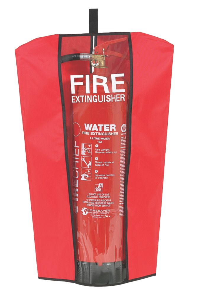 Image of Firechief Fire Extinguisher Cover Large 9Ltr