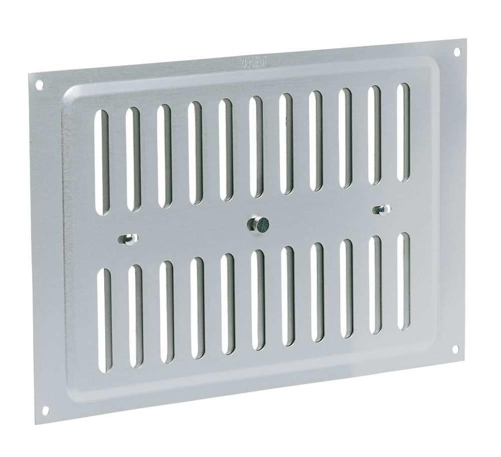 Image of Map Vent Adjustable Vent Silver 152 x 229mm