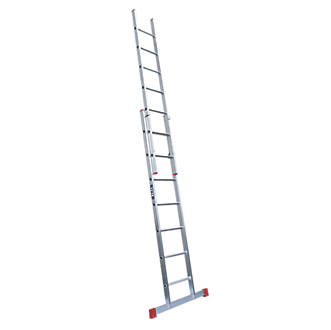 Image of Lyte 2-Section Aluminium Extension Ladders 5.9m