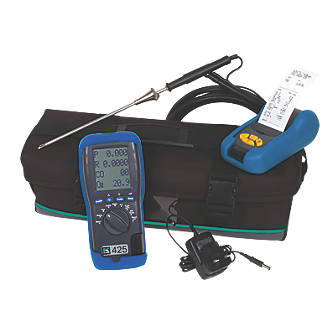 Image of Kane 425 Boiler Flue Gas Analyser Kit