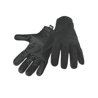Image of Polyco Hexarmor NSR 4041 Needlestick-Resistant Gloves Black Large