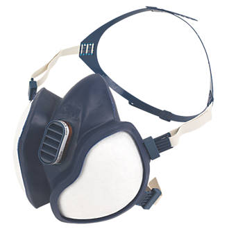 Image of 3M 4255 Maintenance-Free Organic Vapour/Particulate Respirator FFA2P3RD