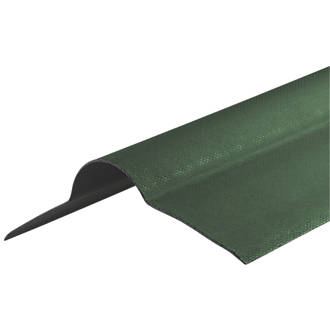 Image of Corrapol-BT Corrugated Bitumen Ridge Green 950 x 420mm