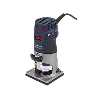 "Image of Bosch GKF600 600W ¼"" Electric Palm Router 240V"