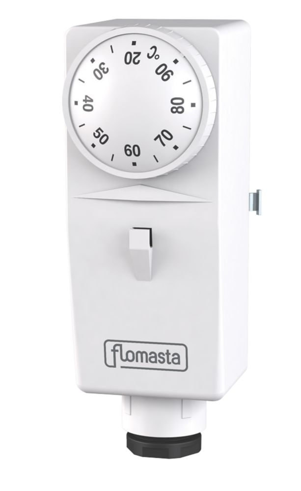 Image of Flomasta Cylinder Thermostat 230V