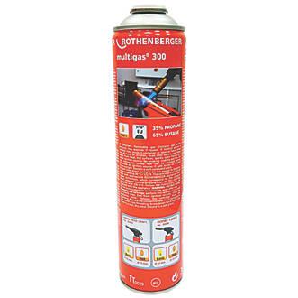 Image of Rothenberger Butane / Propane Mixed Gas Cylinder 336g