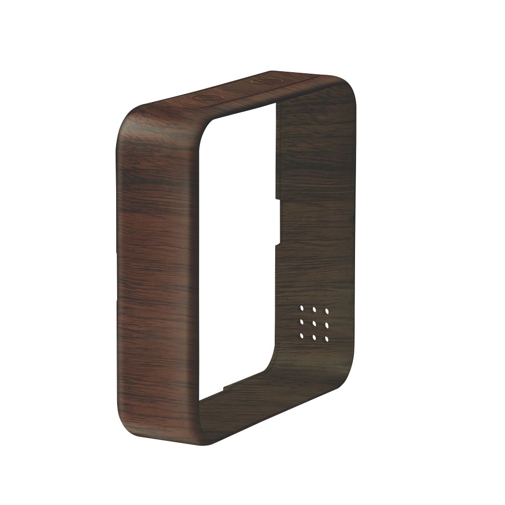 Image of Hive Heating Control Frame Surround Wood Effect