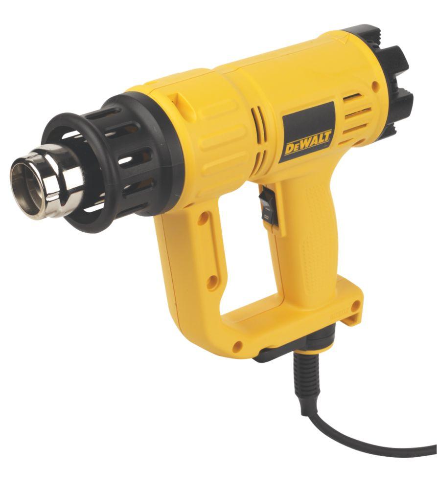 Image of DeWalt D26411-GB 1800W Heat Gun 240V