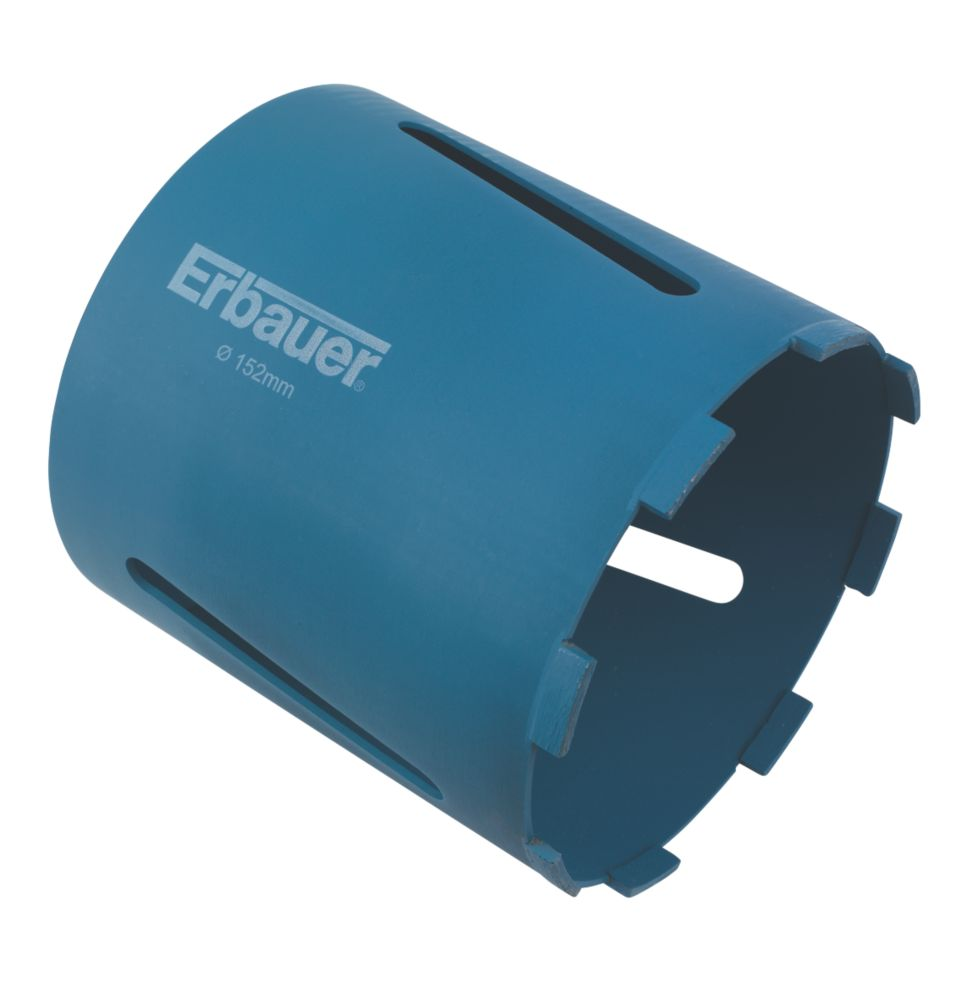 Image of Erbauer Diamond Core Drill 152 x 150mm