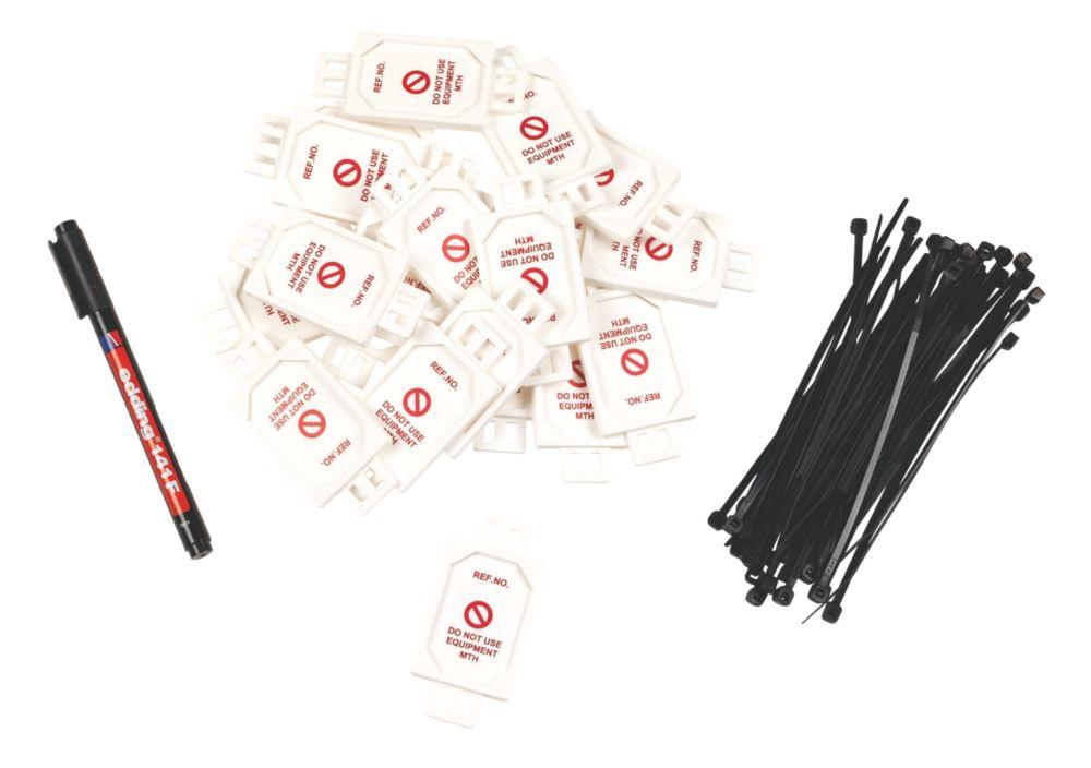 Image of Scafftag Micro Tag Kit