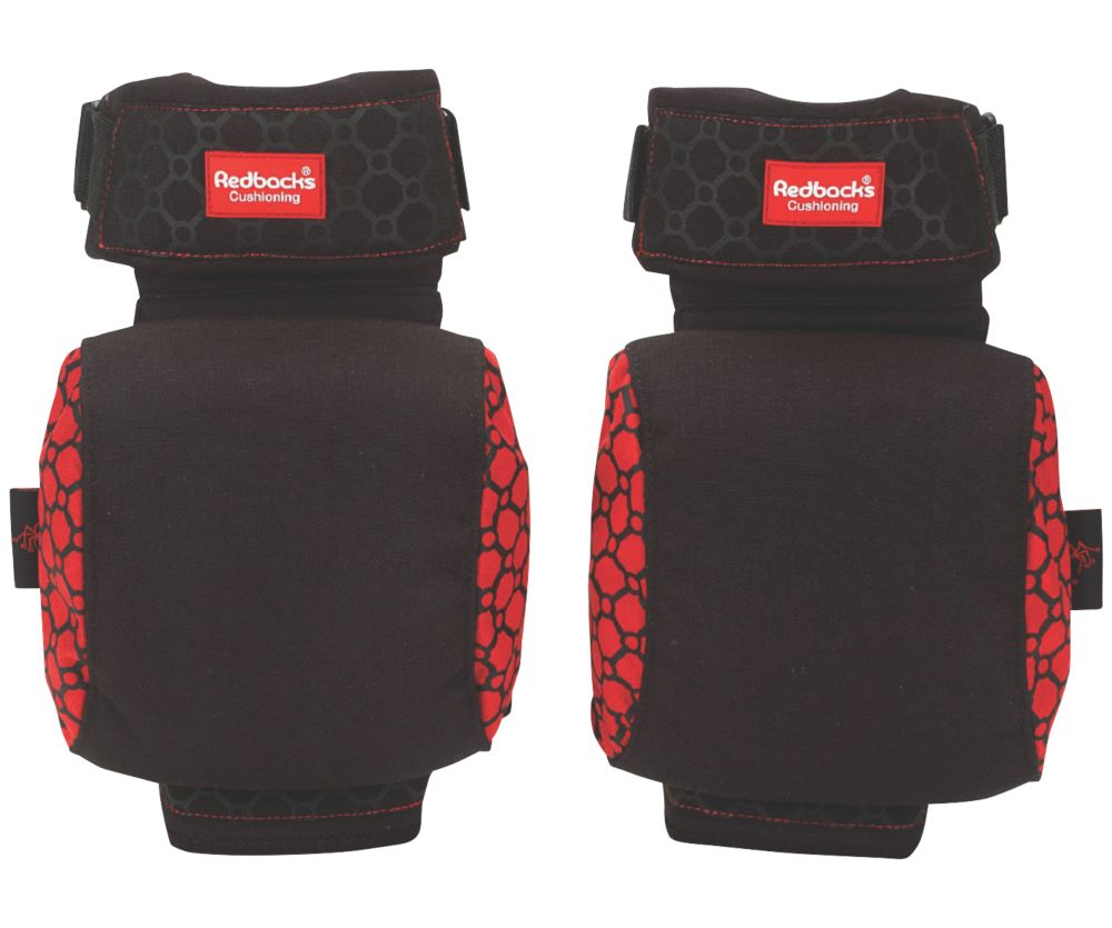 Image of Redbacks STLW20 Strapped Knee Pads