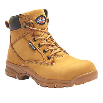Image of Dickies Corbett Ladies Safety Boots Honey Size 4