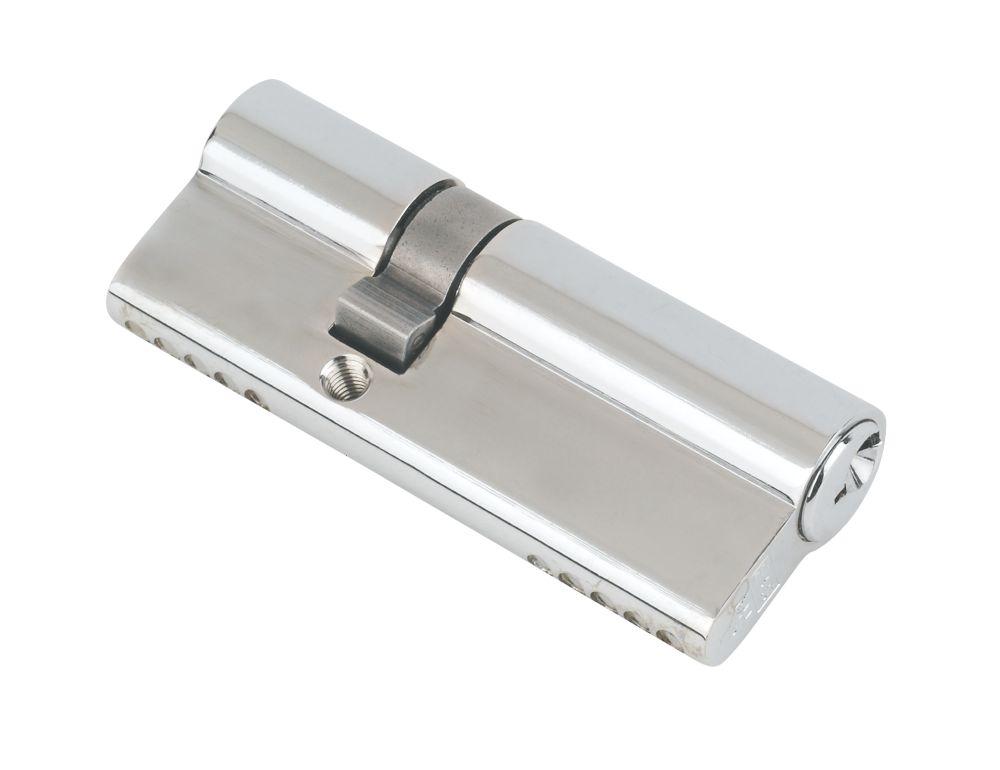 Image of Eurospec Keyed Alike Euro Cylinder Lock 35-40