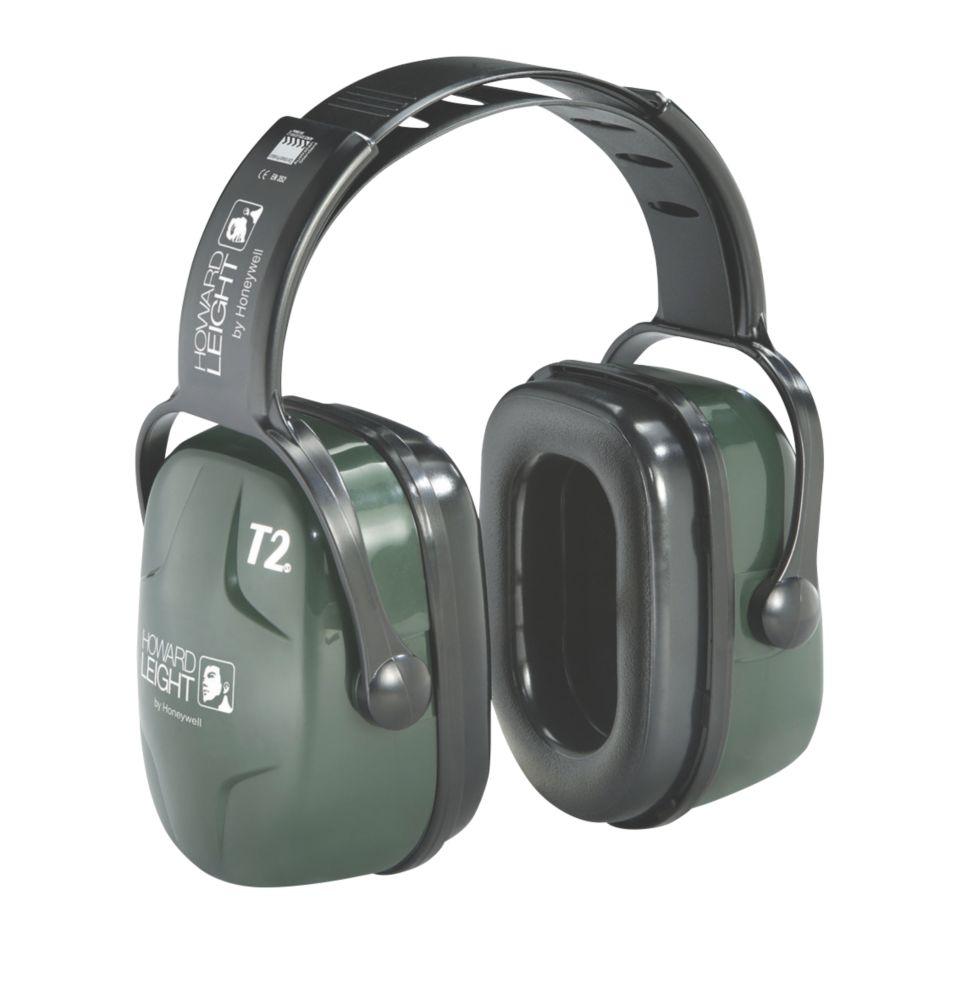 Image of Howard Leight Thunder T2 Ear Defenders 33dB SNR