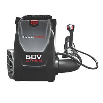 Image of Powerworks PD60BPB 2400313 60V Li-Ion Brushless Cordless Backpack Blower - Bare