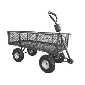 Image of The Handy THGT Garden Trolley Small 109 x 50 x 25cm