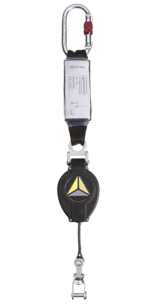 Image of Delta Plus AN105 1.9m Self- Retractable Fall Arrester System