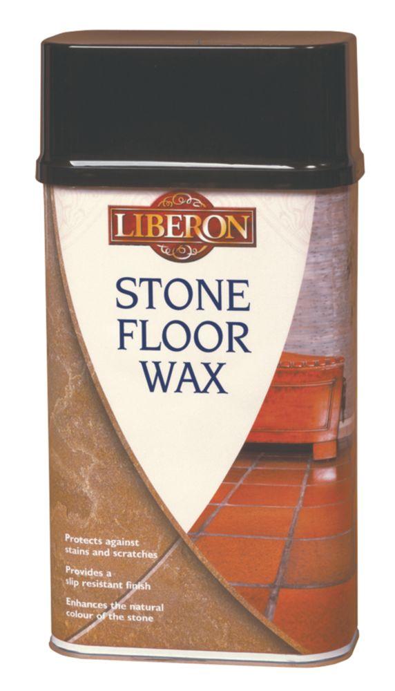 Image of Liberon Wax for Stone Floors Satin 1Ltr