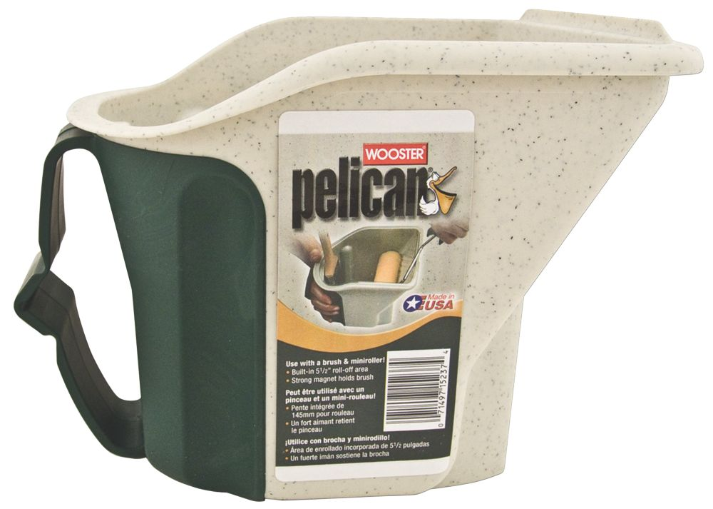 Image of Wooster Pelican Hand-Held Paint Scuttle 0.95Ltr