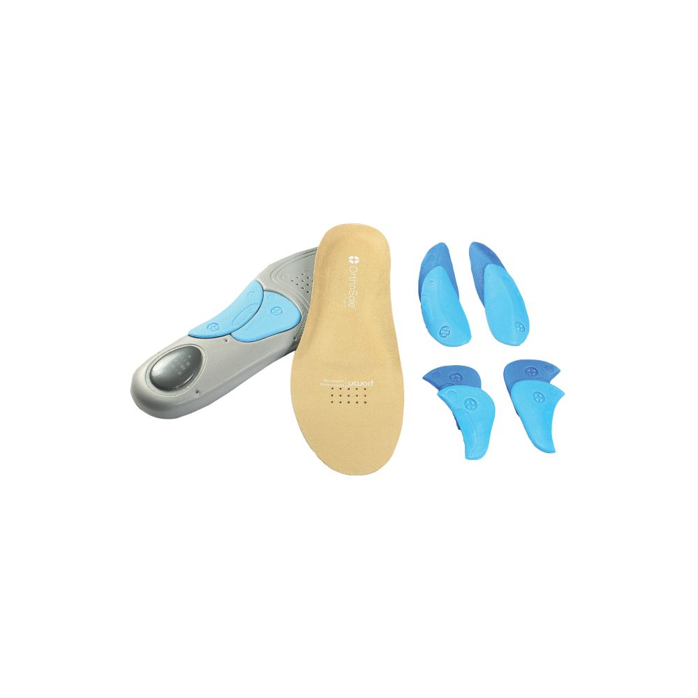 Image of OrthoSole Lite Style Adjustable Insoles Size 11