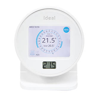 Image of Ideal 214216 Touch Wireless RF Programmable Room Thermostat
