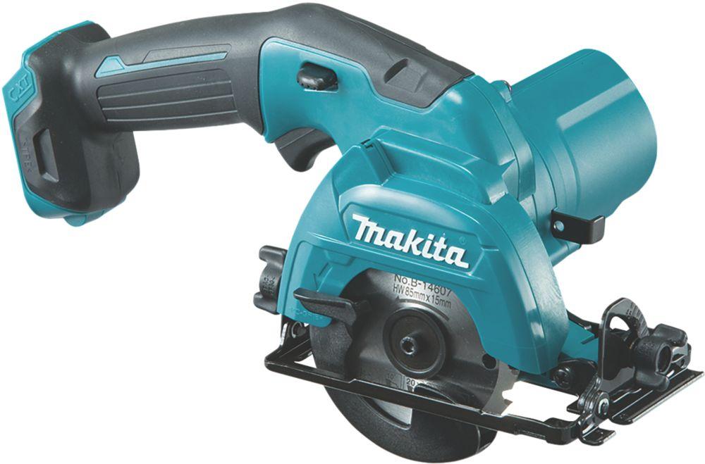 Image of Makita HS301DZ 85mm 10.8V Li-Ion CXT Cordless Circular Saw - Bare