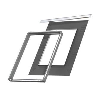 Image of Velux BDX CK02 2000 Single Window Insulation & Felt Collars 550 x 780mm