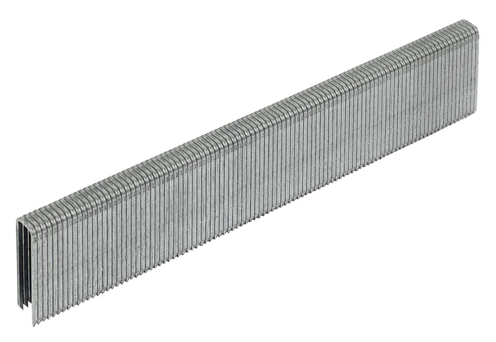 Image of Tacwise 91 Series Divergent Point Staples Galvanised 22 x 5.95mm 1000 Pack