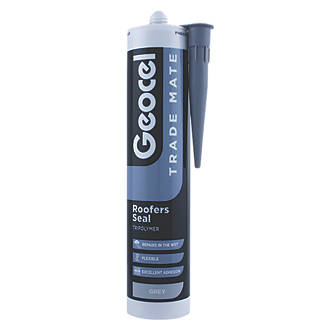 Image of Geocel Trade Mate Roofers Seal Lead Grey 310ml