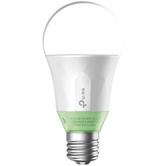 Image of TP-Link LB110 LED GLS ES Smart Bulb Warm White 11W 800Lm