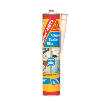 Image of Sika Sikaflex EBT+ All-Weather Sealant Clear 300ml