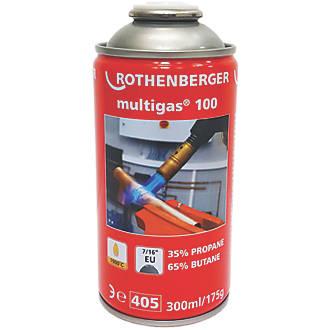 Image of Rothenberger Butane / Propane Mixed Gas Cylinder 175g