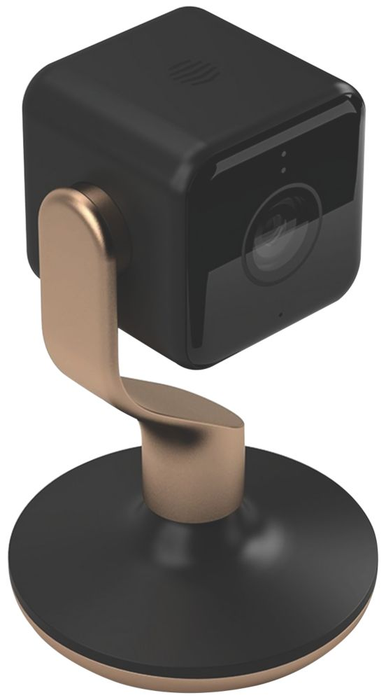 Image of Hive View Monitoring Camera Black / Brushed Copper