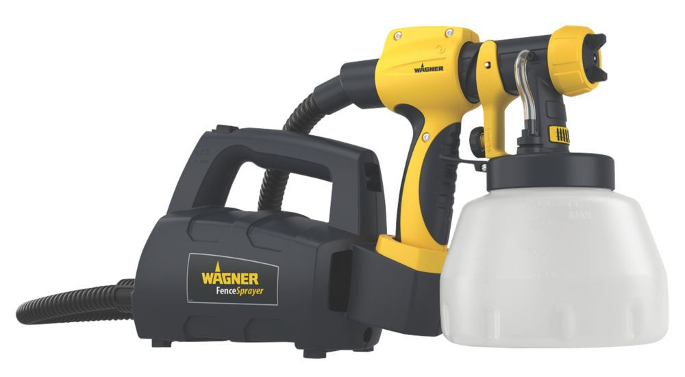 Image of Wagner 2369472 460W Fence & Decking Sprayer 220-240V