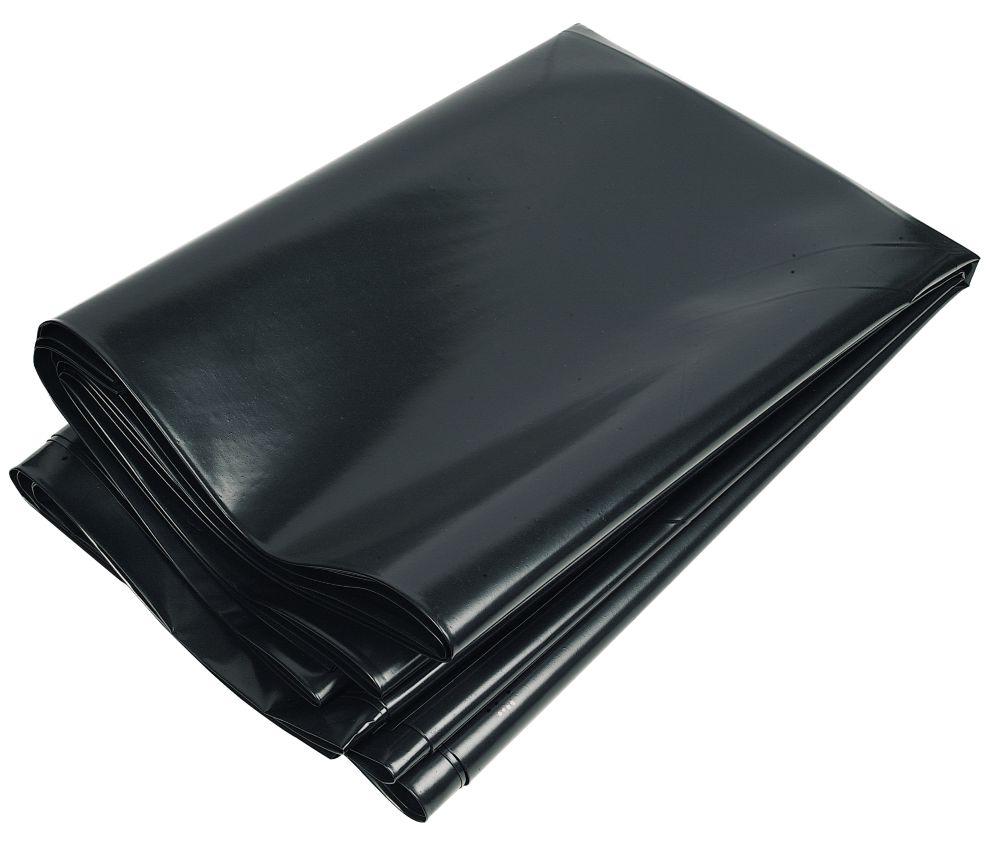 Image of DMP Damp-Proof Membrane Black 1200ga 3 x 4m