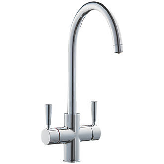Image of Redring Reditap 3-in-1 Boiling Water Tap Chrome