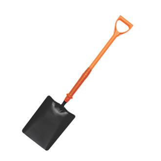 Image of Spear & Jackson Insulated Taper Mouth Treaded Shovel