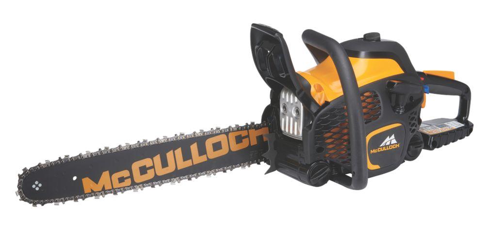 Image of McCulloch 967300303 45cm 50cc Petrol Chainsaw