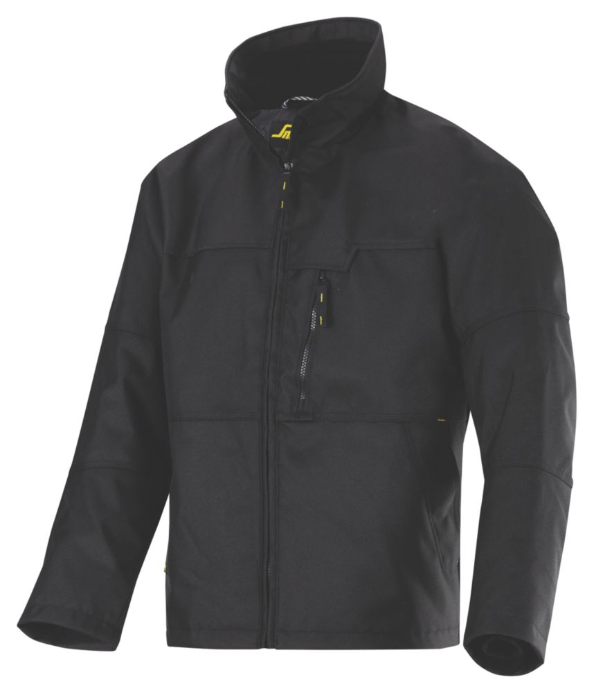 """Image of Snickers 1118 Winter Jacket Black X Large 49"""" Chest"""
