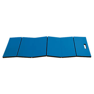 Image of Laser 6083 Folding Mechanics Mat Blue / Black
