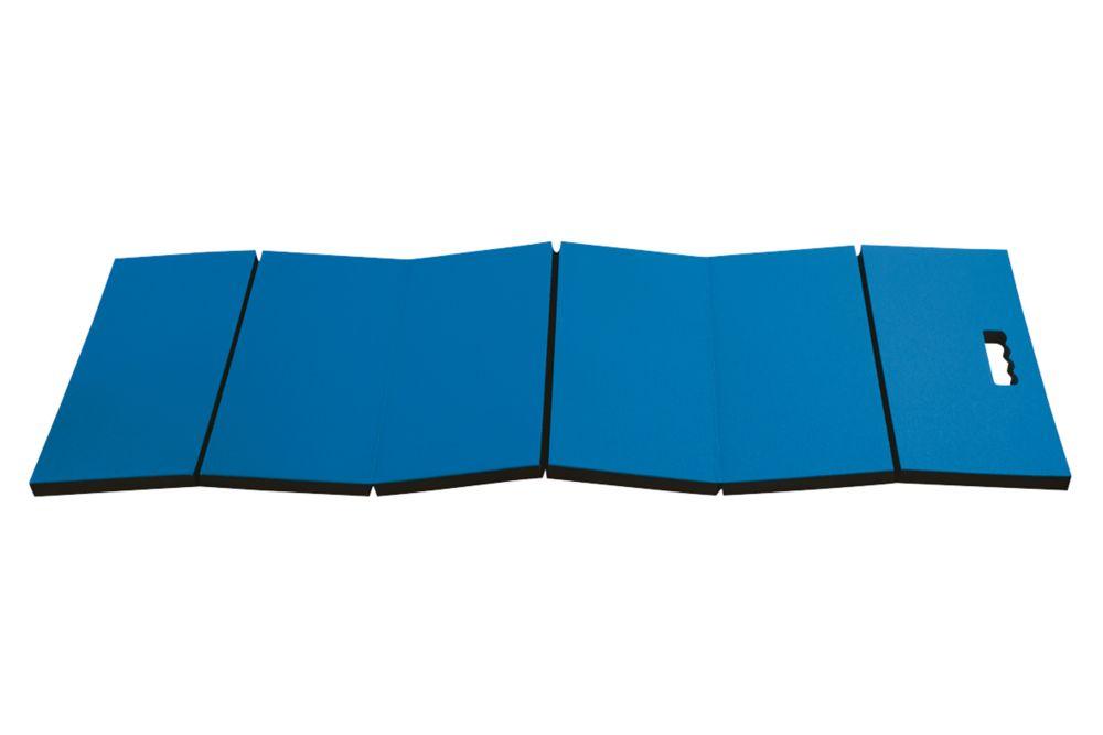Image of Laser 6083 Folding Mechanics Mat Blue / Black