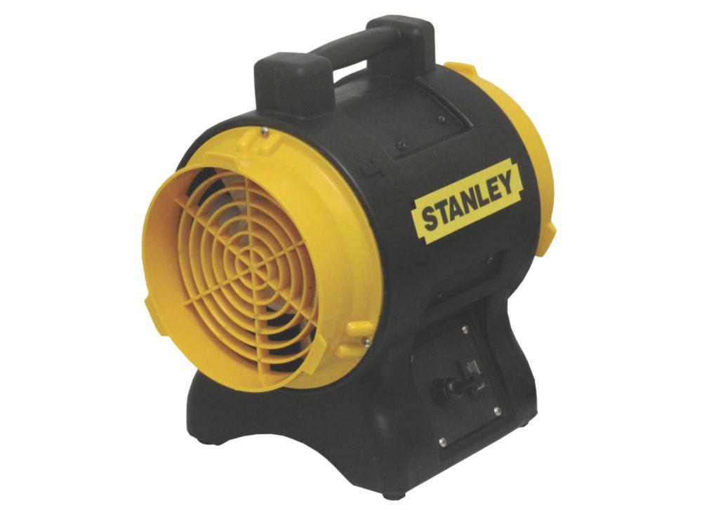 "Image of Stanley ST-712-SF-E 11"" Steel Ventilator 240V"