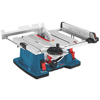 Dewalt dw745 lx 250mm table saw 110v table saws screwfix bosch gts 10 xc 254mm table saw 230v greentooth Images