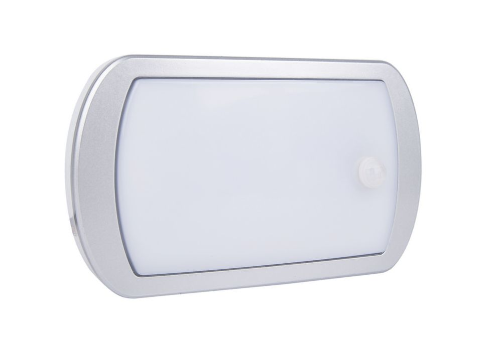 Image of Brackenheath ispot LED PIR Bulkhead White 1100lm 20W
