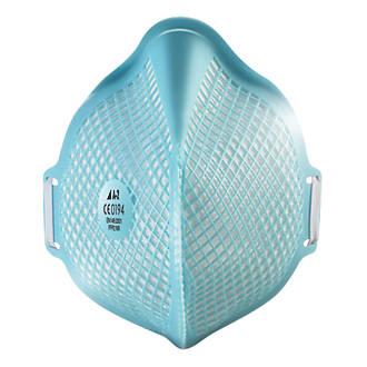 Image of Alpha Solway Alphamesh A-2 Fold Flat Disposable Masks P2 20 Pack