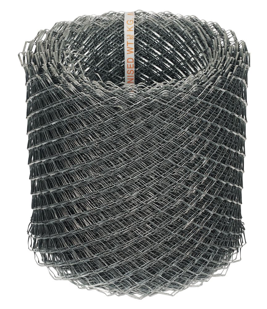 Image of Sabrefix Brick Reinforcing Coil Galvanised DX275 225mm x 2000mm